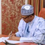 Buhari and Ugwuanyi mourn Abdulaziz Ude