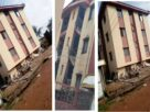 Sinking 3-Storey Maryland building frightens Residents