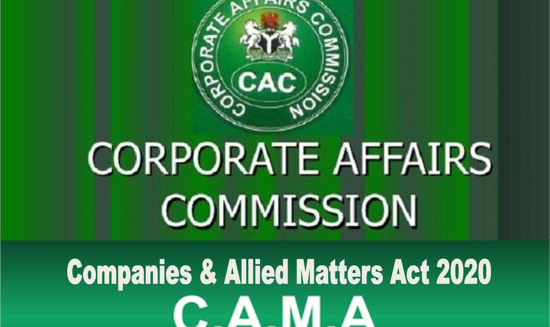 company law 2020