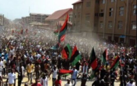police confirm death of IPOB members