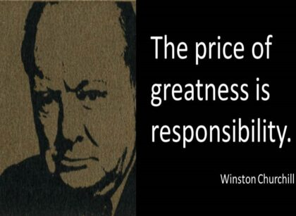 take responsibility for nigeria