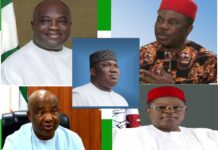 south east governors 2020