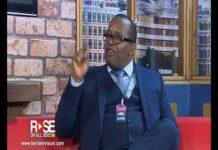 Nnamdi Kanu fights deputy
