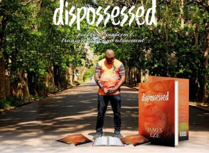 Eze wins ANA Prize for Poetry with 'dispossessed'