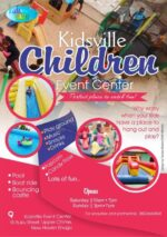 Kidsville Events Centre Enugu