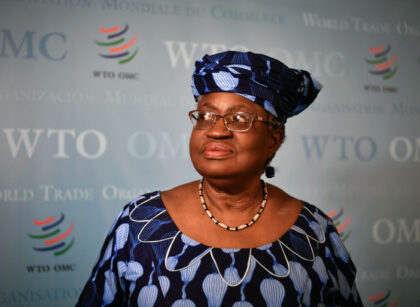Ngozi Okonjo-Iweala is DG of WTO, makes history