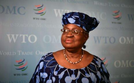 Okonjo-Iweala makes history