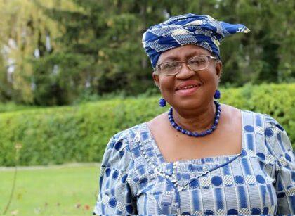 US finally backs Okonjo-Iweala for WTO job