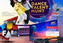 Enugu dance talent hunt