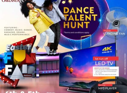Enugu dance talent hunt