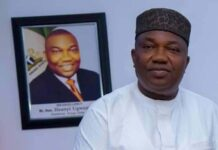 Ugwuanyi giant strides in rural development