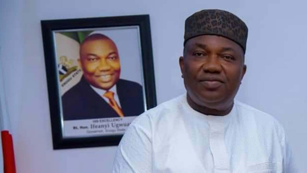 Ugwuanyi challenges and stridesent