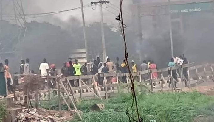 authorities react to enugu clash