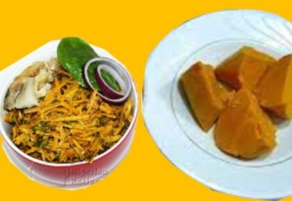 famous native enugu meals