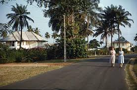 old pictureeque Ikoyi