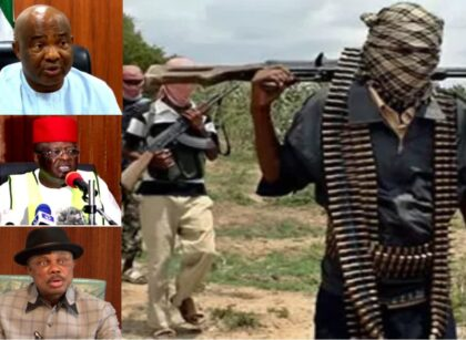 terrorists muder 16 in south-east