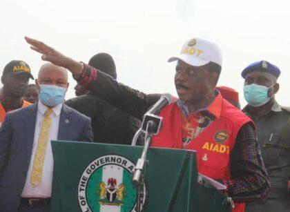 obiano achieved anambra airport