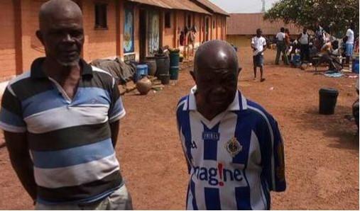 oldest prison inmate in Nigeria