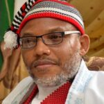 Nnamdi Kanu appears in Court today, pleads not guilty
