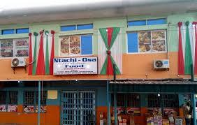 Ntachi Osa Restaurant Enugu