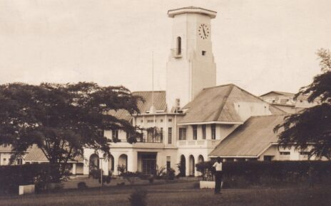 Old Parliament Buildiing Enugu