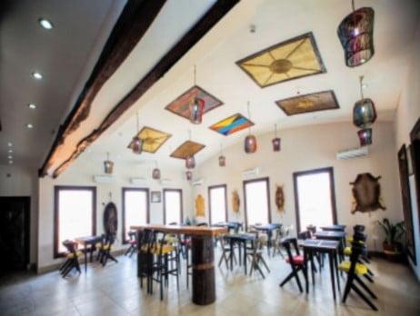 Roots restaurant enugu