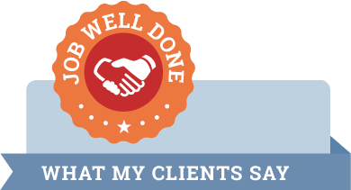 What My Clients Say