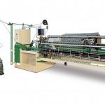 Bergandi Machinery Chain Link Weaver - WVR500