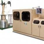 Bergandi Machinery Reverse Twist Barbed Wire Machine