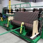 Bergandi Machinery SWVR-99 Slat Weaver Machine
