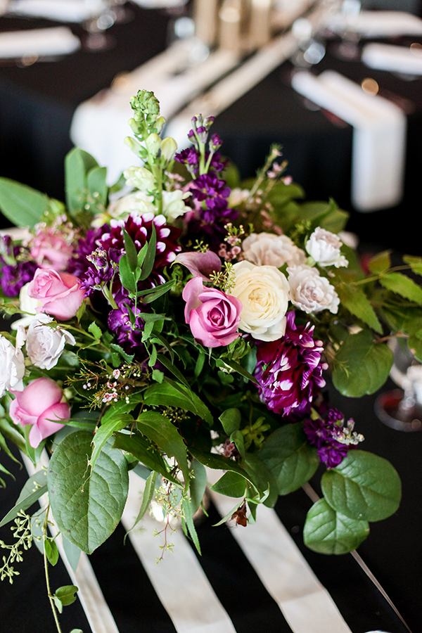 Mountain Violet Floral Design Contact Page Image