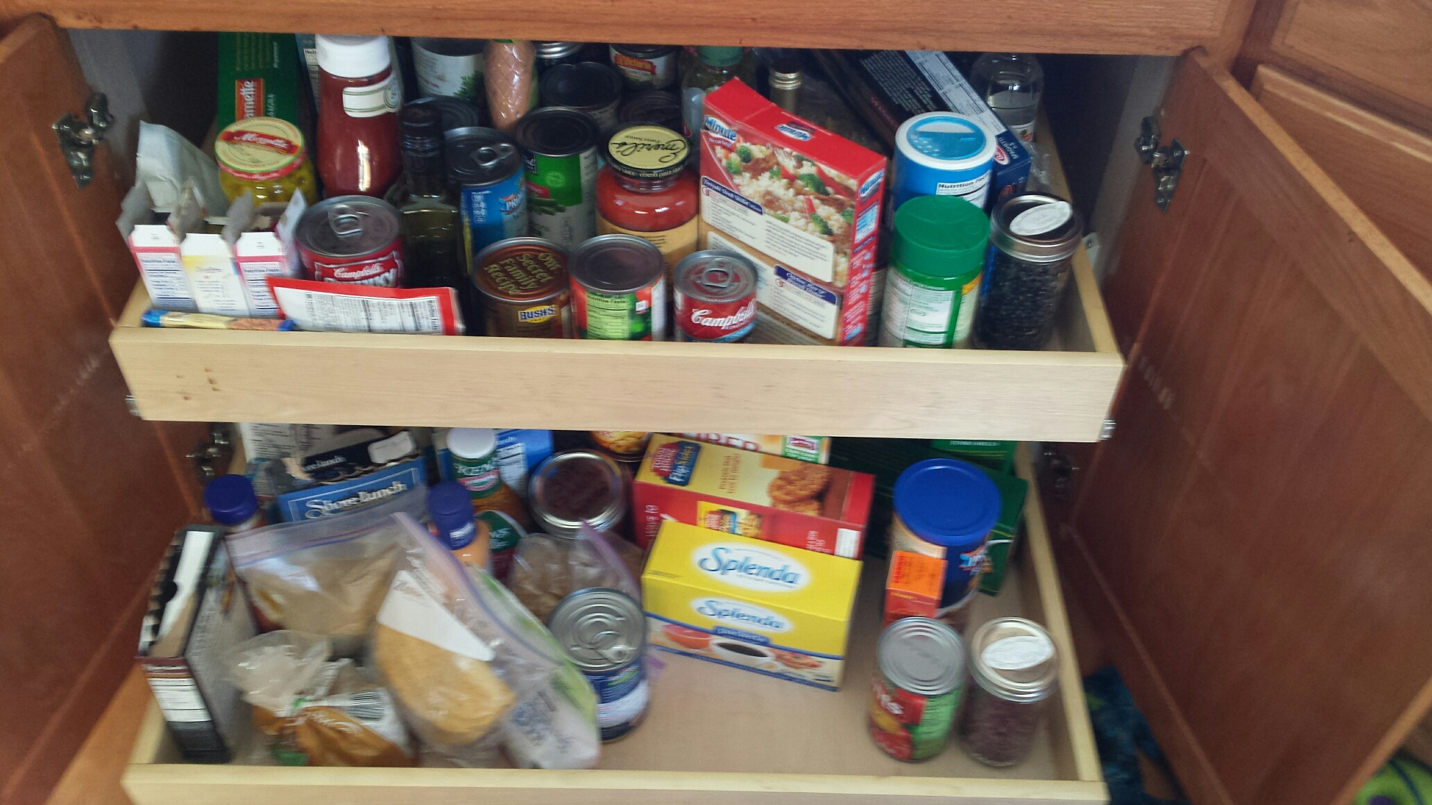 What's in Your Pantry?