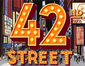 42nd Street Logo
