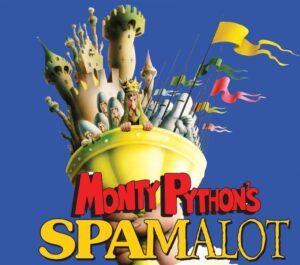 Logo for Spamalot