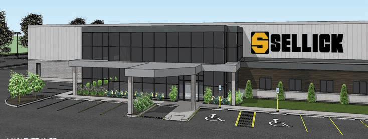 sellick facilty rendered
