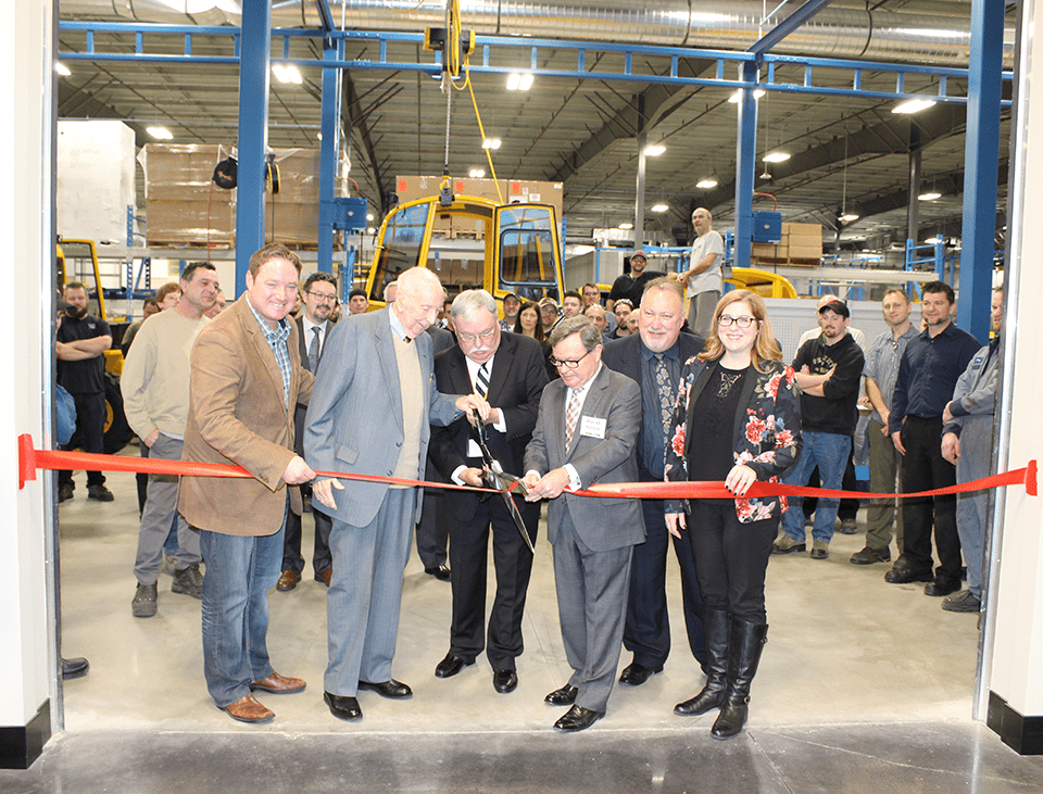 sellick facility grand opening