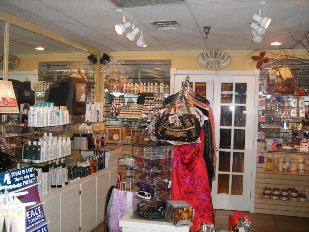 A Harmony Nail Spa Gift Shop