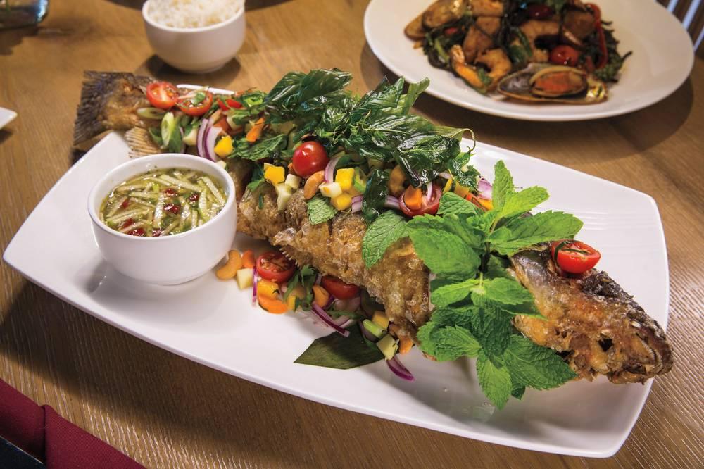 Arawan Thai Bistro