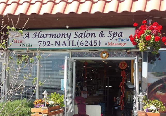 a harmony nail spa 953 E sahara ave e11a second saturday salon