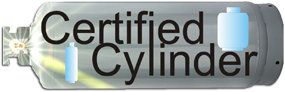 Certified Cylinder