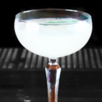 """Sage Gimlet""  A classic brought back into the spot light, we do so with an herbal twist vodka-sage-lime-sugar"