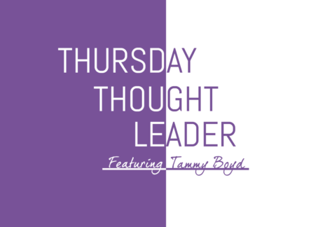 Tammy Boyd, VP of Business Development and Marketing at NeuroInternational, shares her wisdom on this week's Thursday Thought Leader.