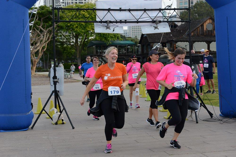 Behind-the-scenes look at the annual Spencer Educational 5k Fun Run