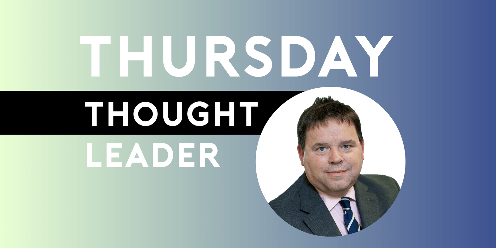 Benedict Burke of Crawford and Company is LegalNet Inc's Thursday Thought Leader