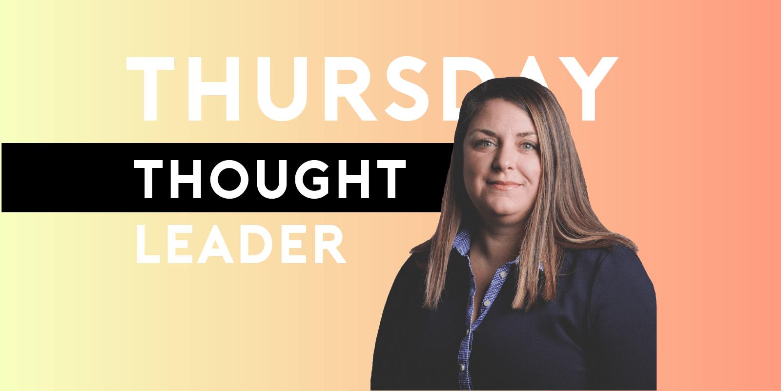Kristen Peed of CBIZ and RIMS is LegalNet's Thursday Thought Leader