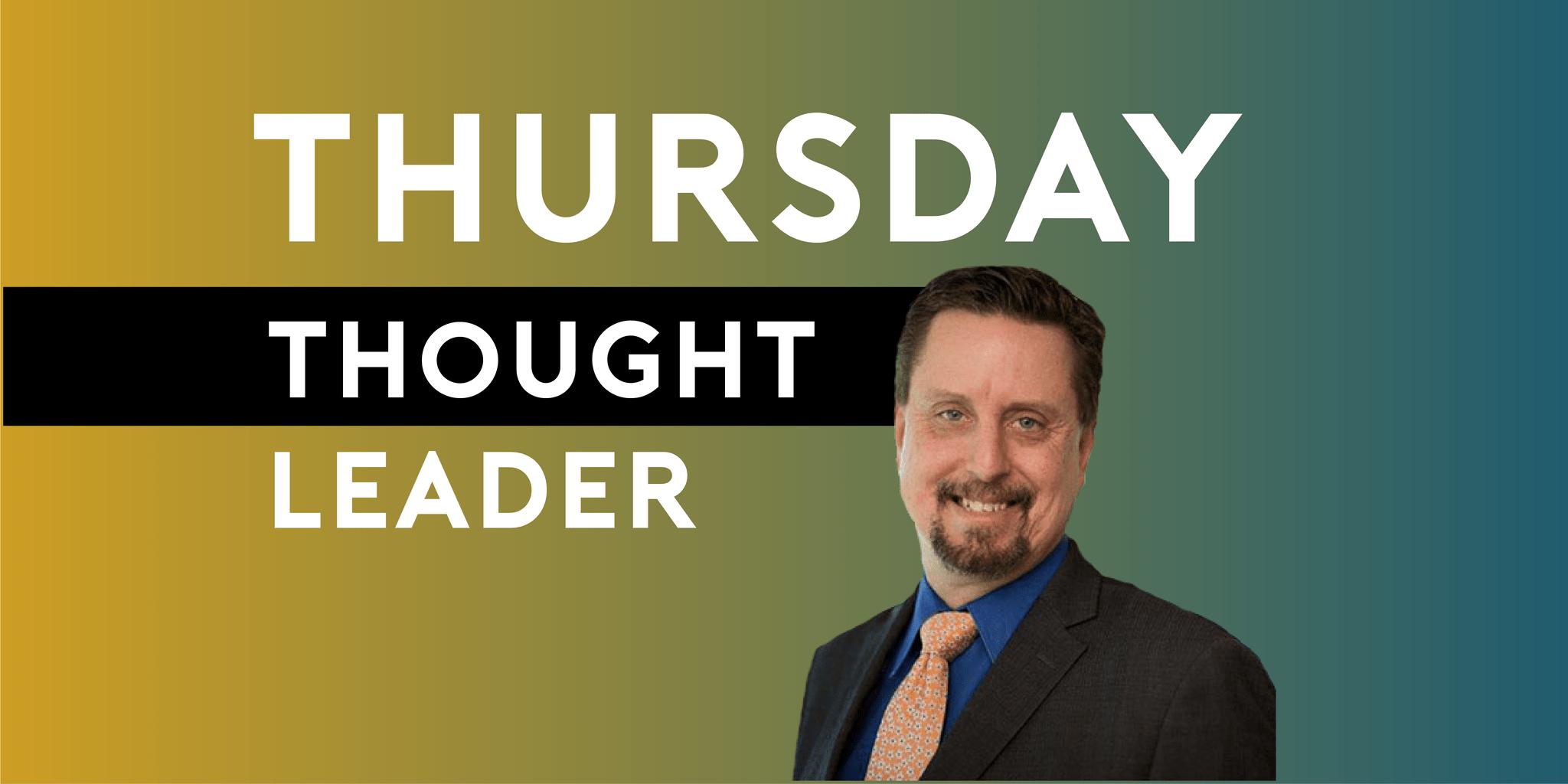 David J. Frankenberger of Ericksen Arbuthnot is LegalNet Inc's Thursday Thought Leader