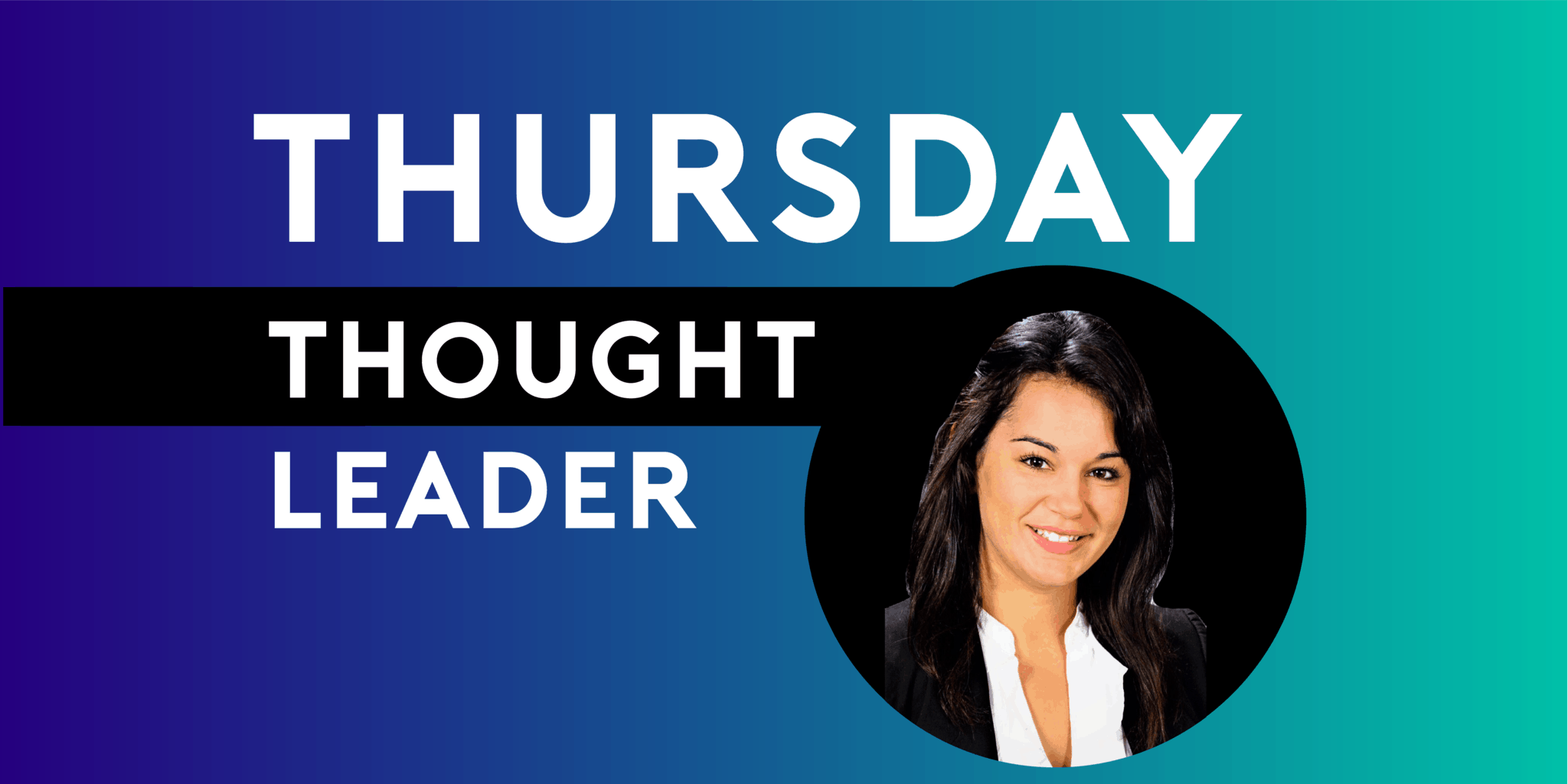Aisha Monem Draznik of Cintas is this week's LegalNet Inc Thursday Thought Leader