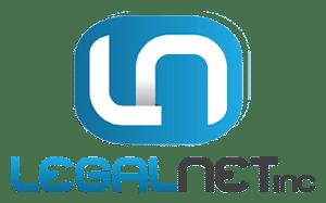 LegalNet inc footer logo