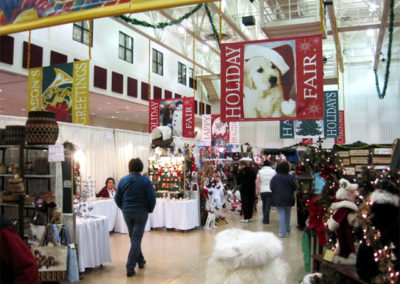 Holiday Fair La Crosse Center, wi