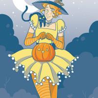 Hapy Halloween: Clove